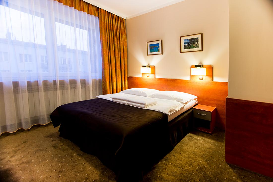 Tani hotel Sosnowiec